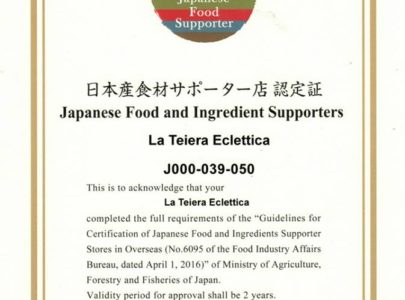 Japan Food Supporters